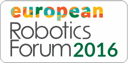 AEROARMS  in the EUROPEAN ROBOTICS FORUM 2016