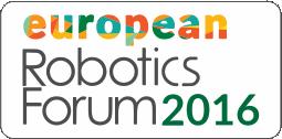 AEROARMS  in the EUROPEAN ROBOTICS FORUM 2016