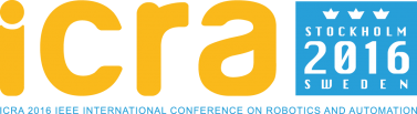AEROARMS in ICRA 2016
