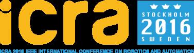 AEROARMS in ICRA 2016