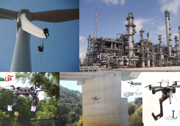 ERF 2017 Workshop: Aerial Robotics Inspection, from prototypes to industrial applications
