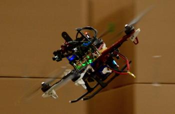 Aerial Robotics 2017