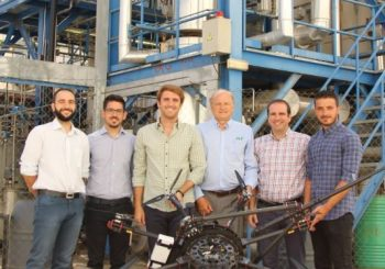 AEROARMS Innovation finalist in the European Commission Innovation Radar Prize