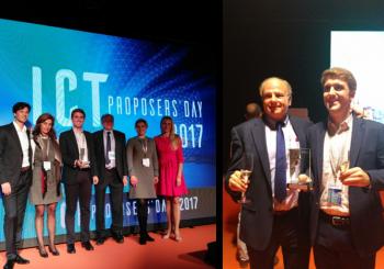 Overal Winner of the Innovation Radar Prize 2017