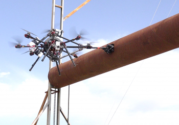 A video of AEROX ranks 1st in the 2019 Engineering Drone Video of the Year Contest