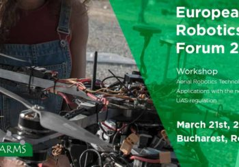 AEROARMS innovations has been exposed at ERF 2019