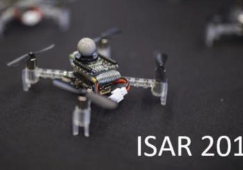 Upcoming plenary talk at ISAR '19