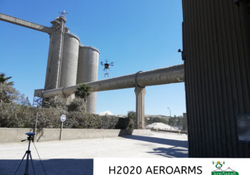 AEROARMS starts its integration phase with positive results