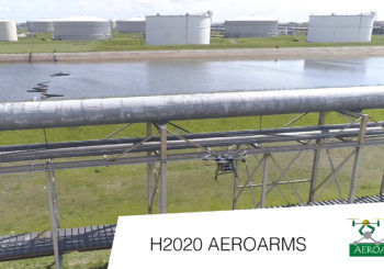 The AEROARMS project performs new integration experiments in Germany