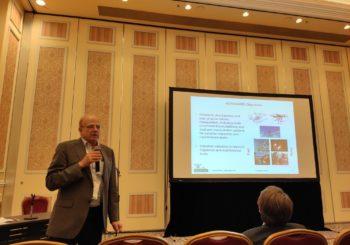 Dissemination of AEROARMS in IROS 2019